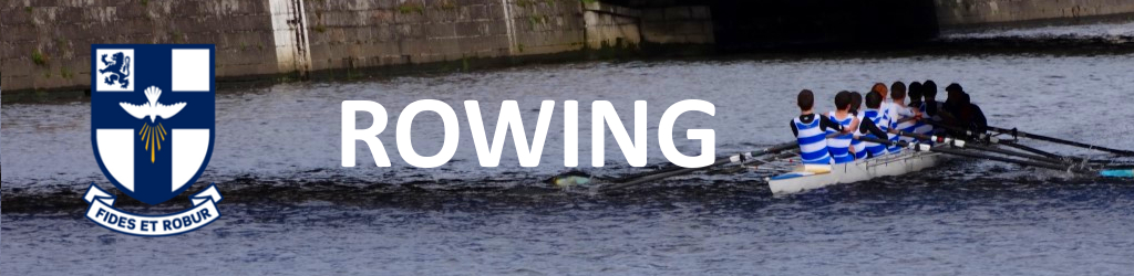 Rowing banner