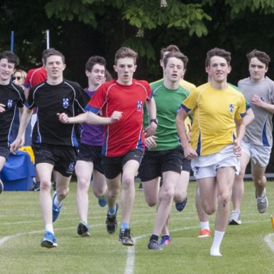 May 2018 Sports Day