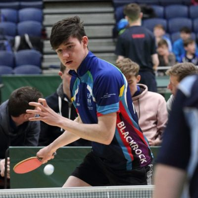 April 26th 2018 - Table Tennis All Irelands