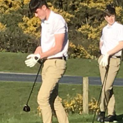 Golf - April 2018