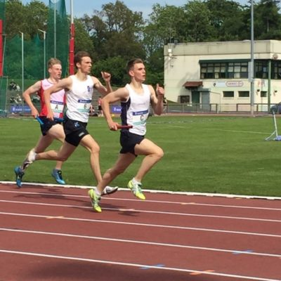 May 2018 Leinster Athletics