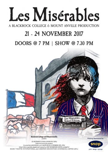 2017 Les Miserables Musical