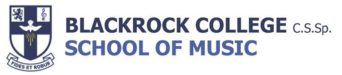 Logo - Blackrock College - School of Music