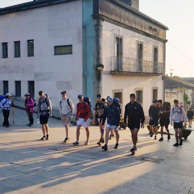 May 2018 Camino Walk Day 2 20km to Portomarin