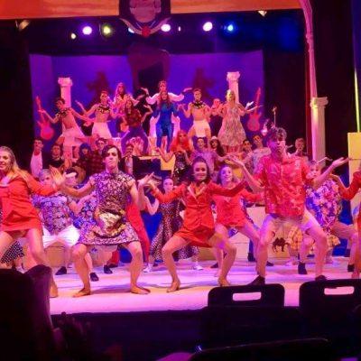 2018-11-08 Musical Senior - Joseph & the Amazing Technicolor Dreamcoat