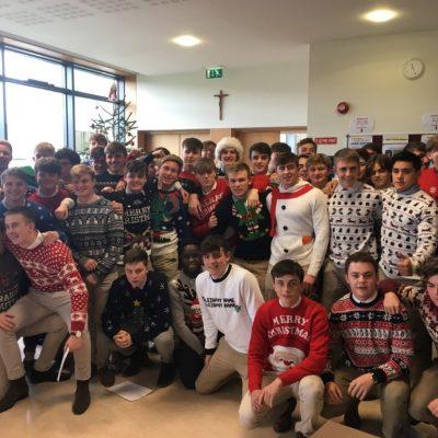 2018-12-07 6YR Christmas Jumper (1)