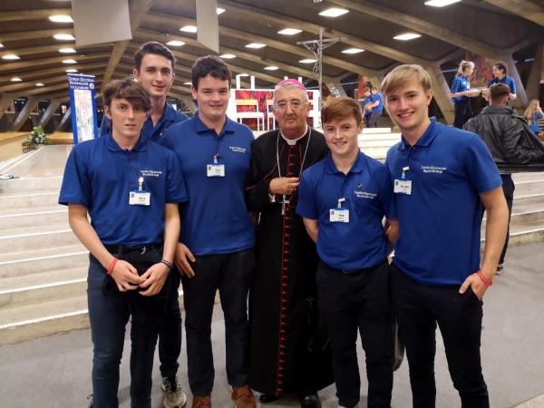 2019-09-09 6th Year Lourdes