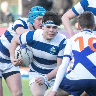 Rugby - JCT v St Andrews