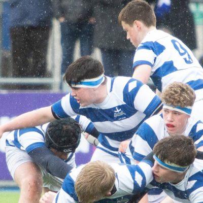 Rugby - JCT v Castleknock College
